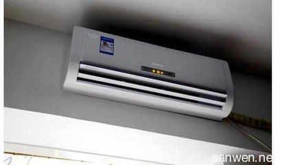 空调不制冷不一定是缺氟