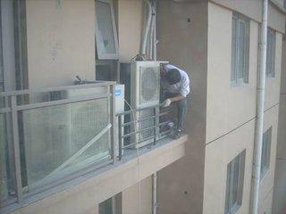 空调拆装室外机