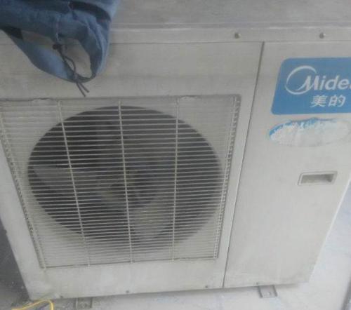 空调排空的方法