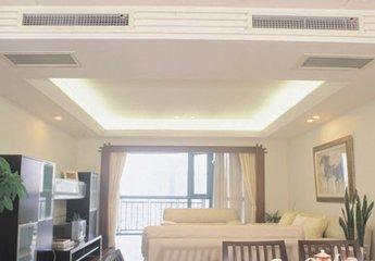 家用中央空调系统异常