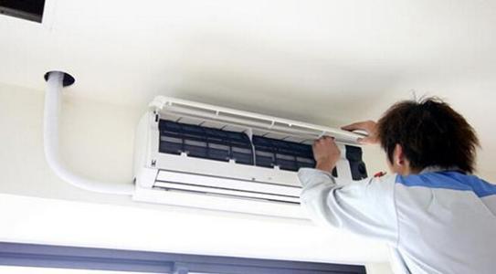 空调室内漏水是常见的故障现象。