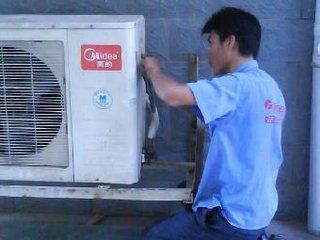 教你如何查看空调是否漏氟