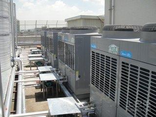 怎样减少中央空调室外机噪音