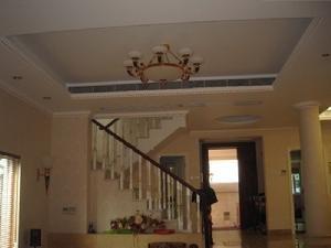 家用中央空调有异味怎么办