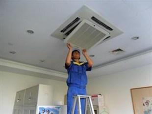 介绍保养中央空调的方法