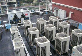 中央空调和氟机你懂多少?中央空调水机和氟机之间的区别
