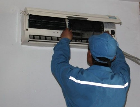 空调常见故障噪音维修服务