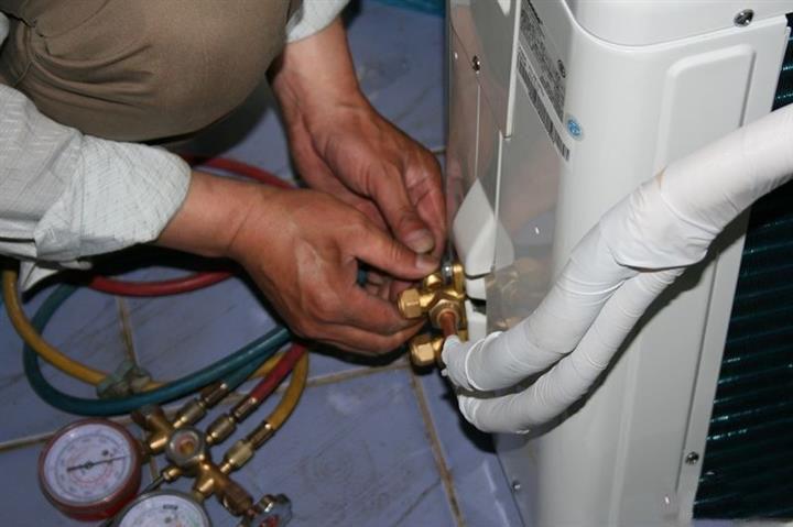 扩口螺母连接的操作方法