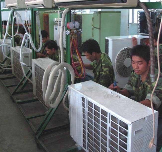 林内中央空调移机的方法步骤以及注意事项