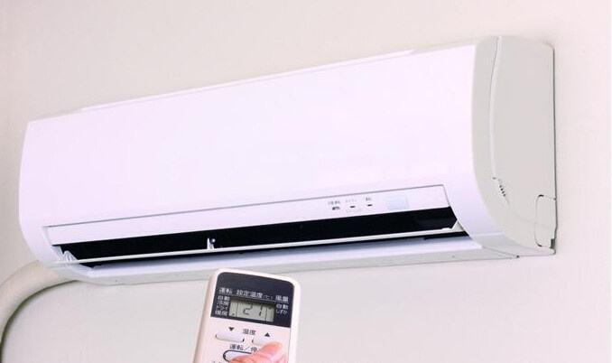 不经常使用的空调容易出现故障