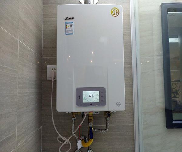 燃气热水器的安全使用